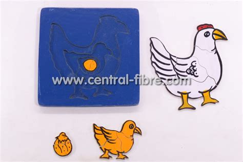 Puzzle Ayam by Puzzle Metamorfosis Ayam Central Fibre