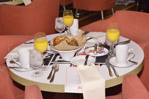 How To Set A Table For Breakfast Transit Hotels