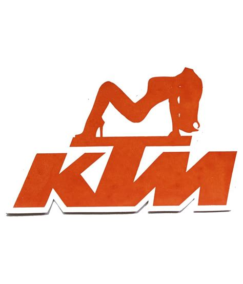 Ktm Aufkleber Auto by Ktm Stickers Satu Sticker