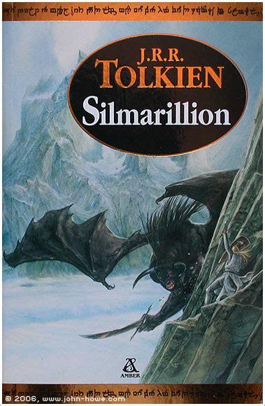 Pdf J R R Tolkien The Silmarillion howe illustrator portfolio home printed