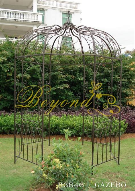 Garden Metal Gazebo Metal Rose Arch China Mainland Metal Garden Arches And Pergolas