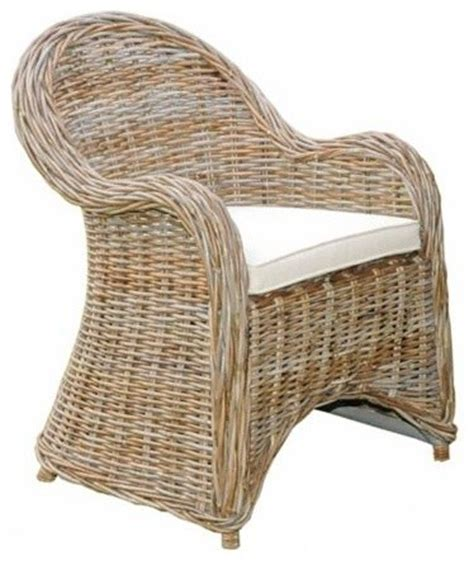 Outdoor Wicker Armchairs by Isola Wicker Armchair Outdoor Lounge