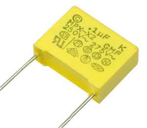 0 1 uf capacitor buy 0 1uf 250v metallised polypropylene x2 style capacitor technical data