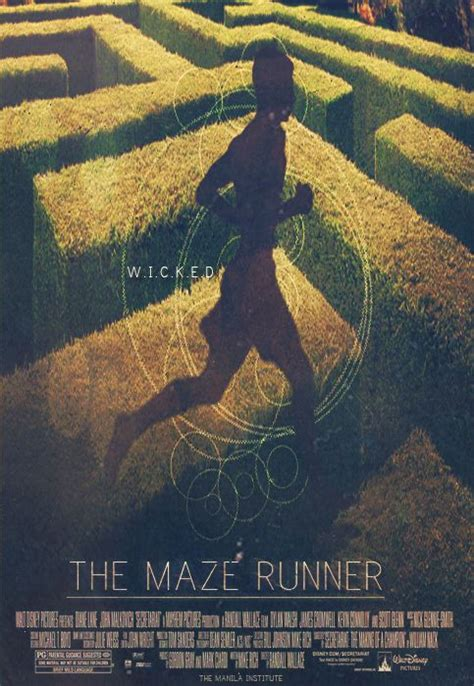 Maze Runner Fan Film | 115 best the glade images on pinterest maze runner the