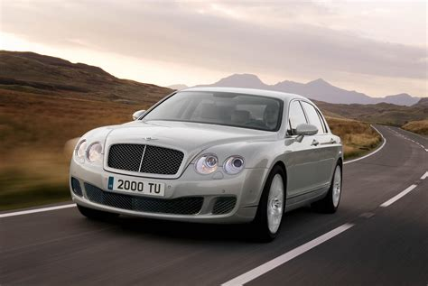 bentley continental top speed 2009 bentley continental flying spur and continental