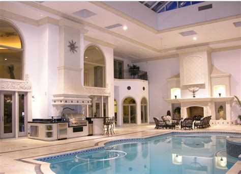 2 story house with pool 3 homes on the market with insane 2 story indoor swimming