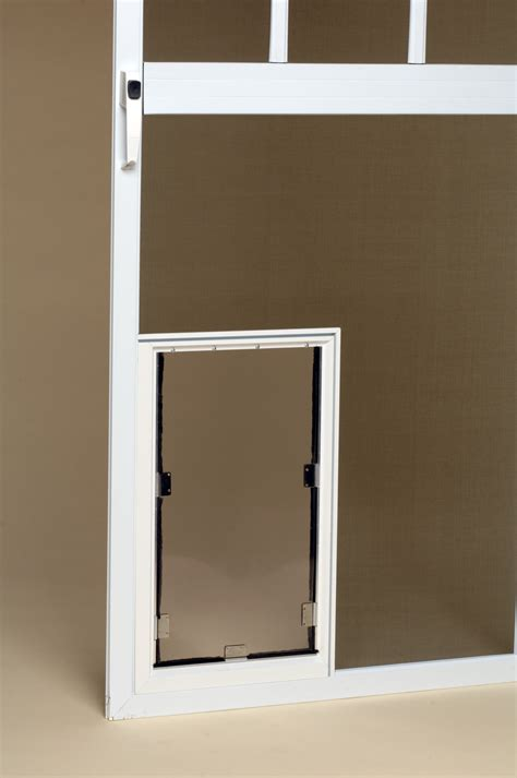 door for screen door hale pet door screen mount premium pet doors
