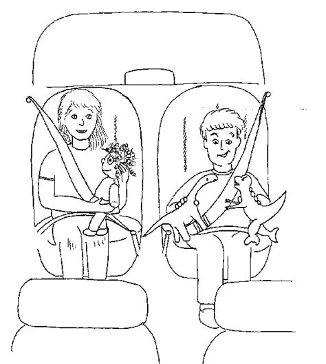 Seat Belt Coloring Pages Coloring Pages Belt Coloring Pages