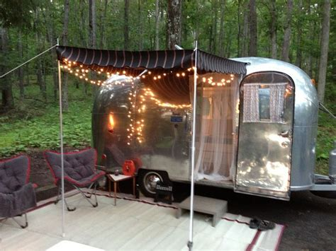Vintage Airstream Awning by 17 Best Images About Vintage Cers On