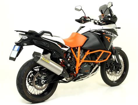 Ktm Exhaust Systems Ktm 1190 Exhaust System
