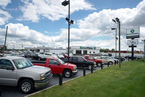 buy here pay here car lots indianapolis indianapolis used car dealerships drivetime indianapolis