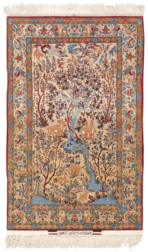 How Much Are Rugs by Isfahan Seyrafian Rug 45252 By Nazmiyal