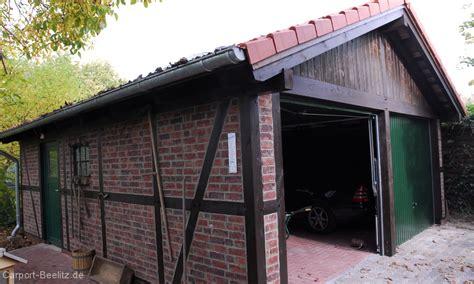 carport beelitz fachwerk remise carport beelitz