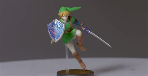 Wii U Hyrule Warriors Amiibo R1 hyrule warriors to get amiibo support from the link figurine