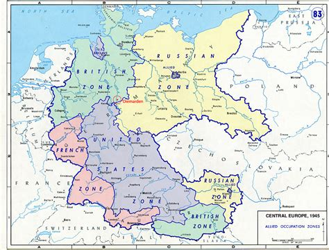 germany maps historical maps of germany