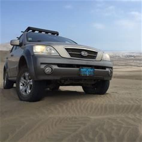 Kia Sorento Offroad Cars Offroad On Offroad Toyota 4runner And