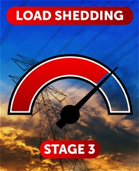 Load Shedding South Africa by Why Eskom Plunged Sa Into Stage 3 Load Sheddingthe Green
