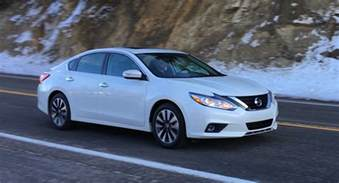 Nissan Optima 2016 Nissan Altima Sl Review Us Drive Caradvice