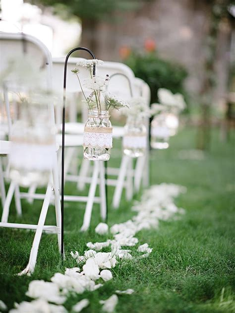 449 best Aisle Decor images on Pinterest   Rustic wedding