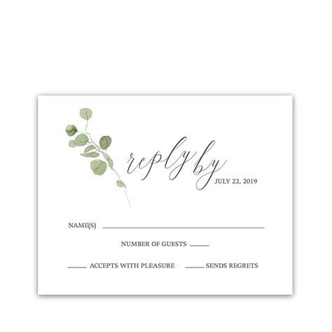 printable diy wedding invitation suite floral rustic barn wedding