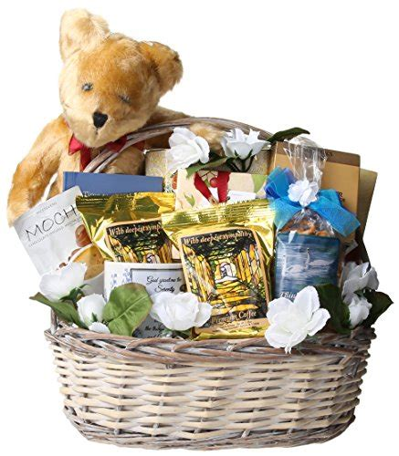 comfort gift basket gift basket village the comfort bereavement gift basket