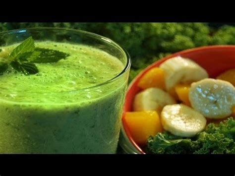 Snyder Detox Green Smoothie by Green Smoothie Recipe For Detox Glowing Skin