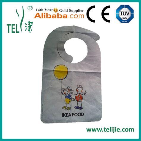 Babiyo Disposable Bibs selling disposable infant baby bib with pattern view infant baby bib telijie