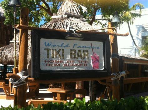 Tiki Bar Florida Tiki Bar At Pci Isle In Islamorada Fl Florida