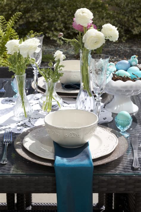 brunch table setting brunch table setting
