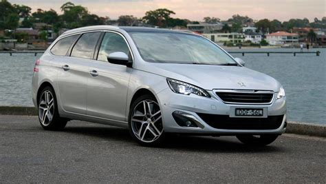peugeot wagon peugeot 308 touring 2017 review carsguide