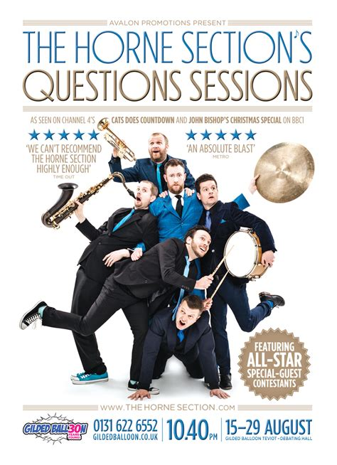 horne section edinburgh 2015 the horne section