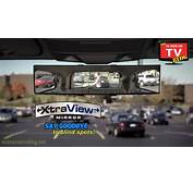 XtraView Mirror As Seen On TV Commercial Buy
