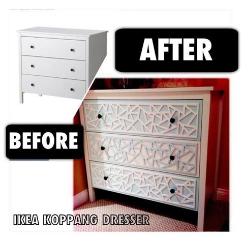overlays for ikea furniture o verlays a plain ikea dresser turned fabulous