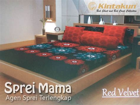Sprei Kintakun 120 X 200 The Blues sprei kintakun velvet 160x200