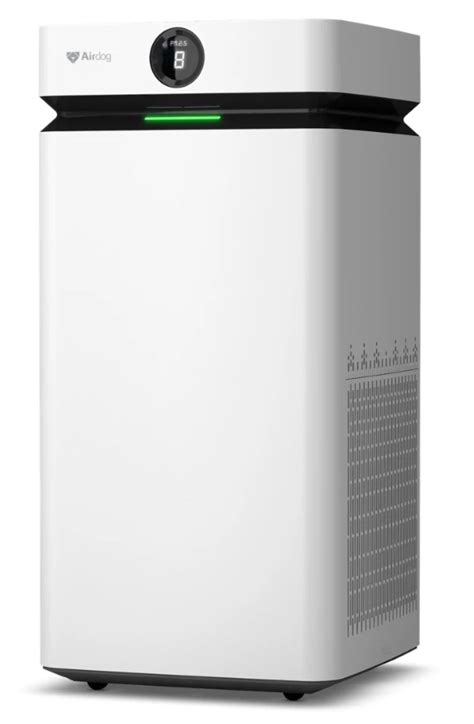 airdog  filterless extra large room ionic air purifier