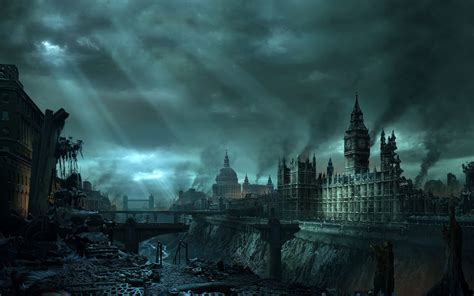 the destruction of european destroyed london walldevil