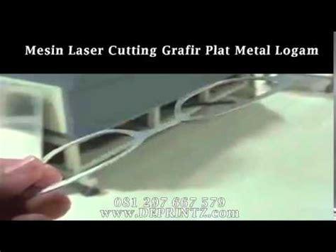 Mesin Grafir Logam Jual Mesin Laser Cutting Grafir Metal Plat Logam Murah