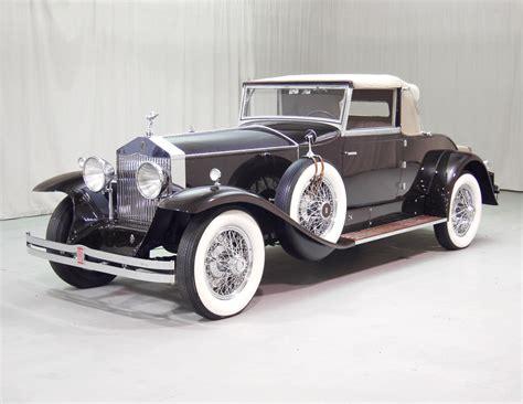 1930s phantom car 1930 rolls royce phantom i hyman ltd classic cars