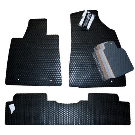 Chevy Trailblazer Floor Mats by Chevrolet Blazer Custom All Weather Floor Mats