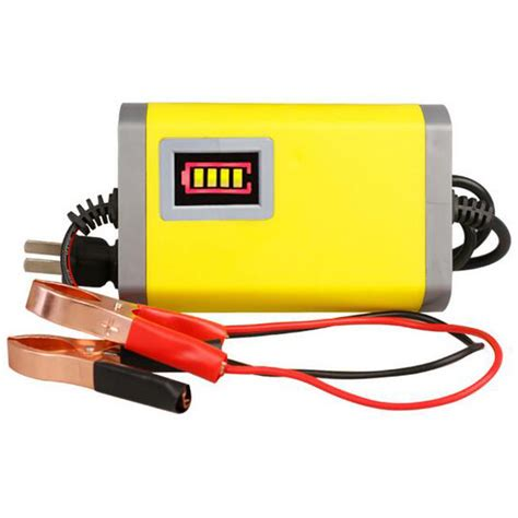 Charger Aki 12v 20a charger aki motor 12v 2a yellow jakartanotebook