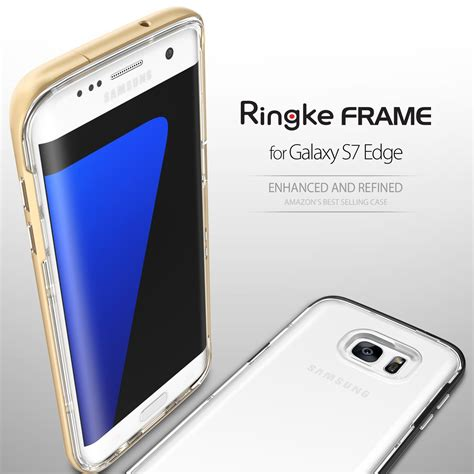 Rearth Ringke Fusion Samsung Galaxy S7 Flat View Clear ori rearth ringke fusion ringke slim ringke frame for