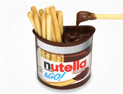 Nutella Go Nutella Go nutella go hazelnut spread malted bread sticks pack of
