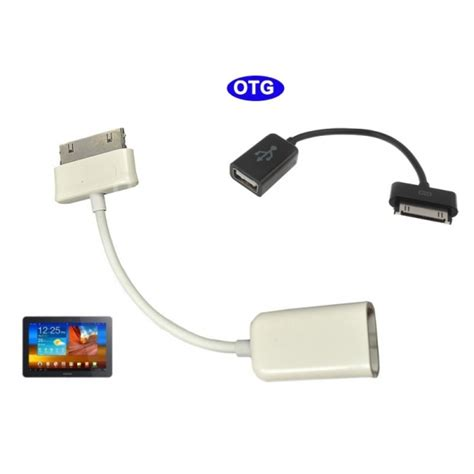 Sale Kabel Otg Usb For Galaxy Tab Tablet Samsung Galaxy продам usb otg дата кабель мама для samsung galaxy tab p3100 p5100 p7500 p7300 p6800