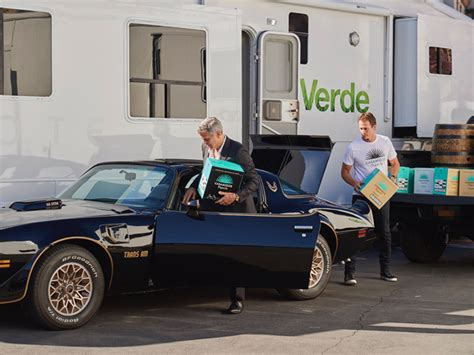 casa george clooney george clooney rande gerber s with trans am
