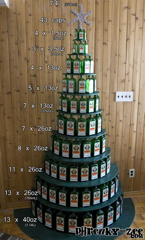 j 228 germeister christmas tree more alcohol