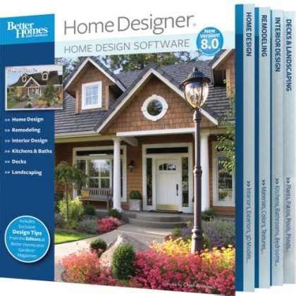 better home and gardens home designer home design