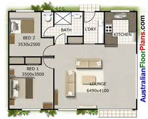 2 Bedroom House Designs Australia Kit Homes 2 Bedroom House Design On Timber Floor Free Building Quote Here