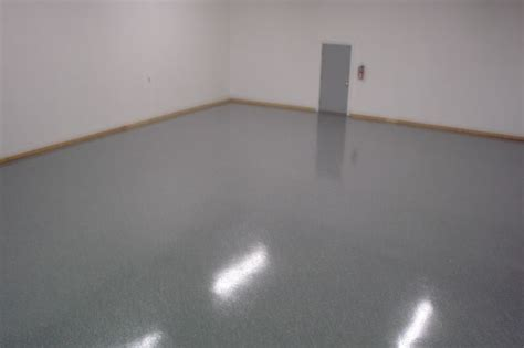 bozeman epoxy floor coating and refinishing in gray speckled paint bozeman epoxy flooring