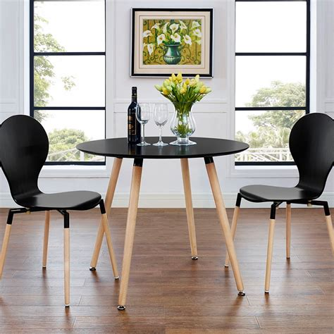 modern black dining table tadley modern black dining table eurway furniture