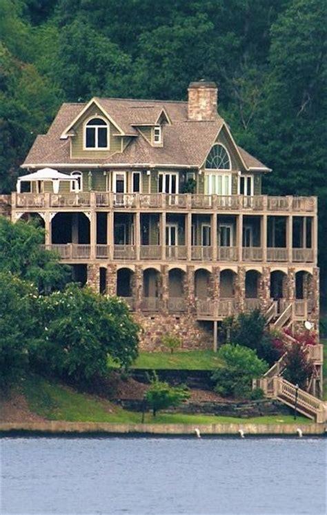my 70 s house the killing of wood paneling multi story wood stone lake house in north carolina i